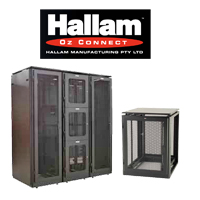 Hallam Racks and Cabinets at Cables Plus
